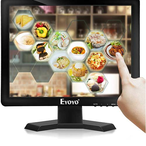 Top 10 Best POS Touch Screen Monitors in 2020 Reviews