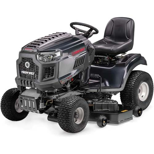 4. Troy-Bilt 13AJA1BZ066 50 in. Super Bronco Riding Mower
