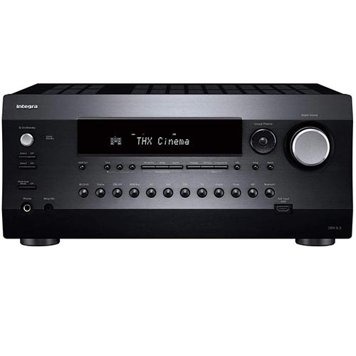 2. Integra DRX-5.3 9.2-Channel Network A/V Receiver