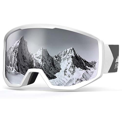 5. NXONE Ski Goggles for Men and Women