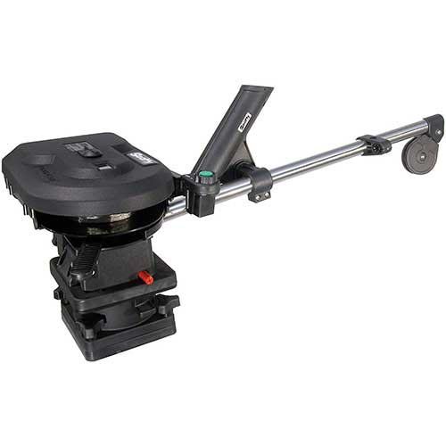 2. Scotty #1101 Depthpower Electric Downrigger w/30-inch Boom