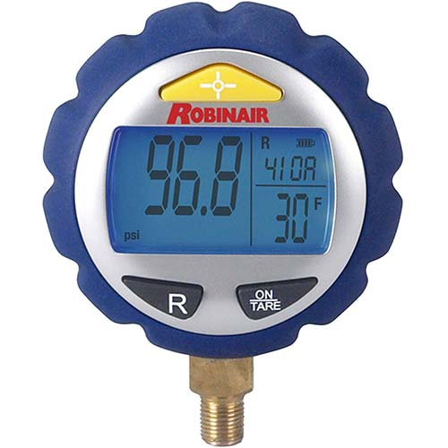9. Robinair (11910) Digital Gauge - Low Pressure