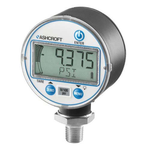 3. Ashcroft 6833401 Digital Vacuum Gauge