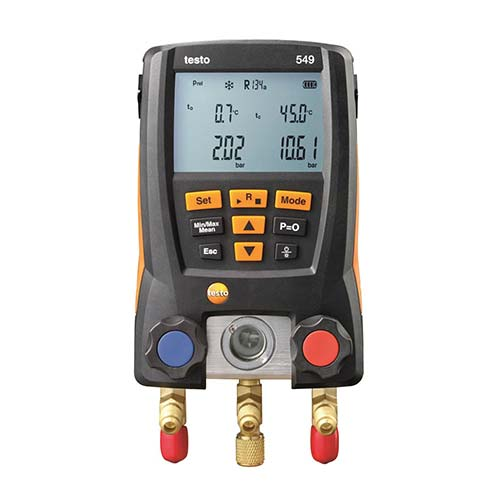 5. testo 549 - Digital Manifold
