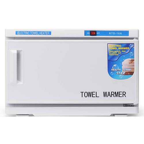 10. AW 2in1 Towel Warmer Hot Cabinet 26L Ultraviolet UV Sterilizer Tool