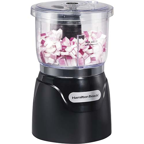 Top 10 Best Hamilton Beach Food Processors in 2020 Reviews