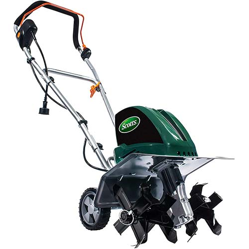 4. Scotts Outdoor Power Tools TC70135S 13.5-Amp 16-Inch Corded Tiller/Cultivator