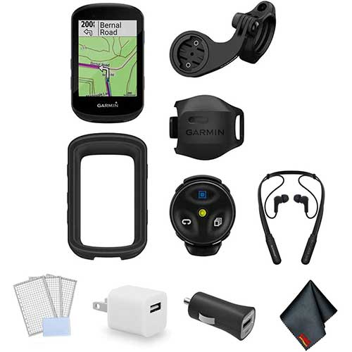 6. Garmin Edge 530 GPS Cycling/Bike Computer Mountain Bike Bundle