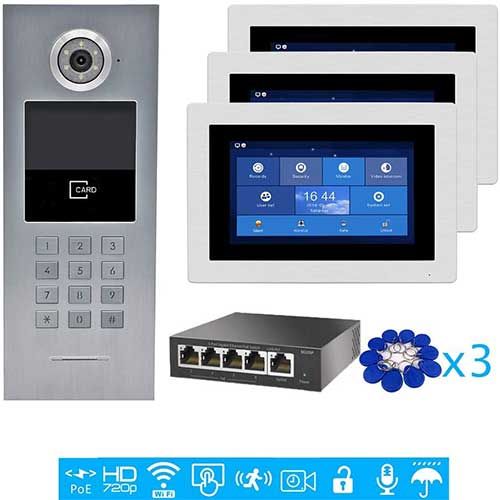 Top 10 Best Wireless Home Intercom Systems in 2020 Reviews