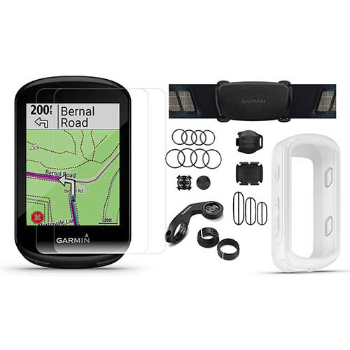 1. Garmin Edge 830 (2019 Version) Cycle GPS Bundle