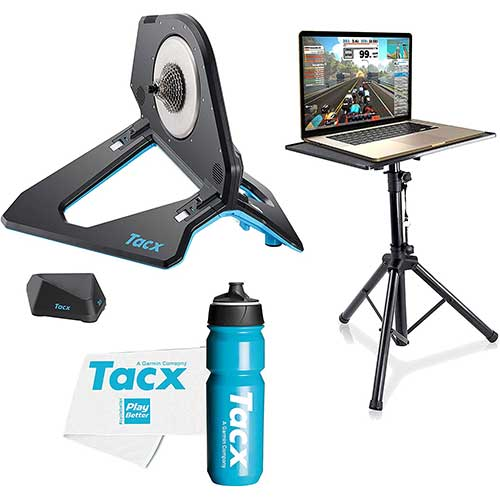 5. TacX NEO 2T Smart Bike Trainer Bundle