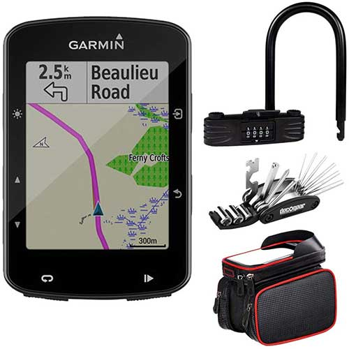 9. Garmin Edge 520 Plus Cycling GPS/GLONASS