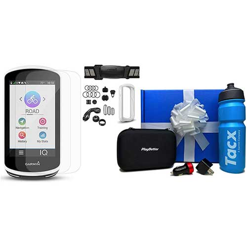 3. Garmin Edge 1030 Bike GPS Computer Gift Box Bundle