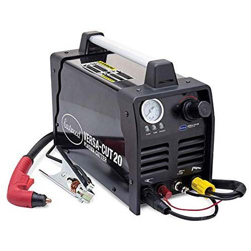 10. Eastwood Versa Cut 20 Amp Plasma Cutter 110V Powered Nema 15P Plug