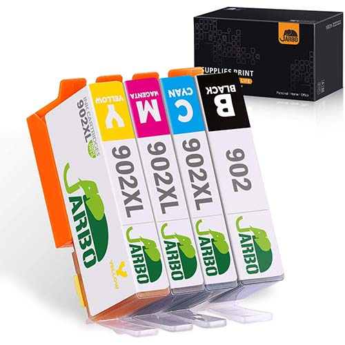 7. JARBO Compatible Ink Cartridge Replacement for HP