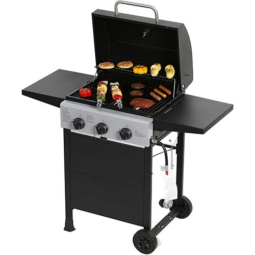 Top 10 Best Gas Grills With Searing Burner in 2020 Reviews