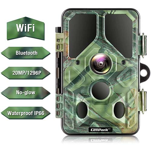 Best Trail Cameras under 150 3. Moultrie 2017 Game Camera | All Purpose Series | 0.7s Trigger Speed Mobile Compatible