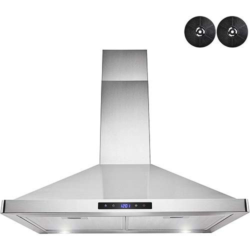 Top 10 Best Ductless Range Hoods in 2020 Reviews