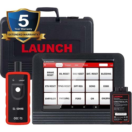 1. LAUNCH X431 V PRO Bi-Directional Scan Tool