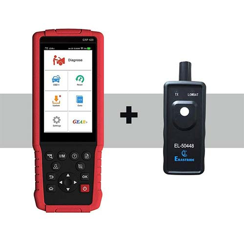 6. LAUNCH Scan Tool Scanner CRP429 OBD2 Scanner All System Diagnostic Tool