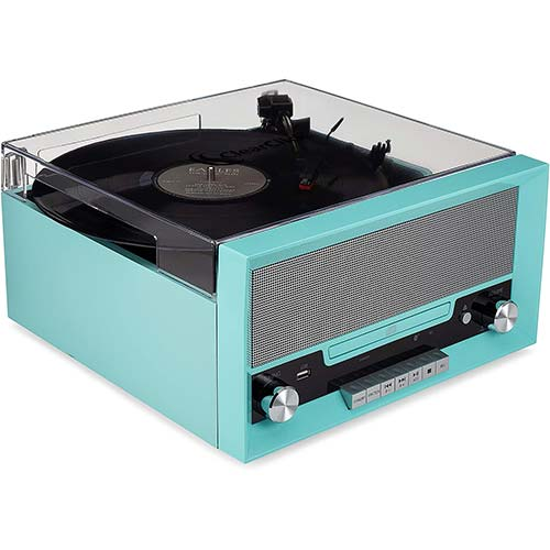 3. ClearClick All-in-One Turntable