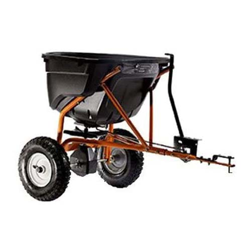 3. Agri-Fab, Inc. 130 lb. Broadcast Tow Behind Spreader Model #45-04632