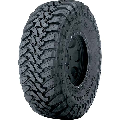 4. Toyo Tire Open Country M/T Mud-Terrain Tire - 33 x 1250R18 118Q
