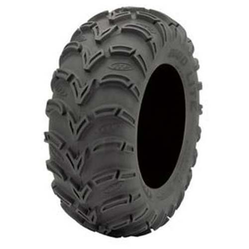 1. ITP Mud Lite AT Mud Terrain ATV Tire 25x8-12