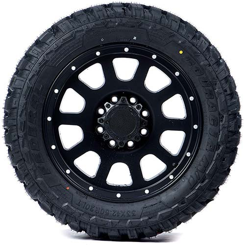 3. Federal Couragia M/T Performance Radial Tire-LT235/85R16 116Q