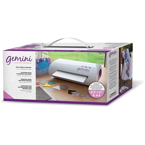 4. Gemini by Crafter's Companion GEM-M-USA Gemini Multi Media Die Cutting Embossing Crafters Companion Machine
