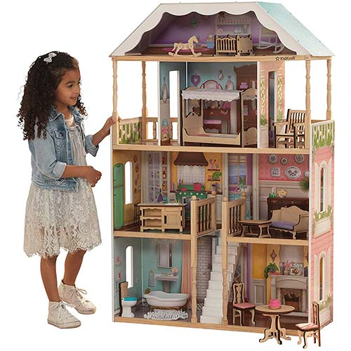 Top 10 Best Kidkraft Dollhouses in 2020 Reviews