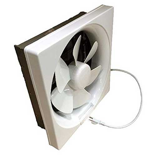 7. Professional Grade Products 9800394 Shutter Exhaust Fan for Garage Shed Pole Barn Hydroponic Ventilation