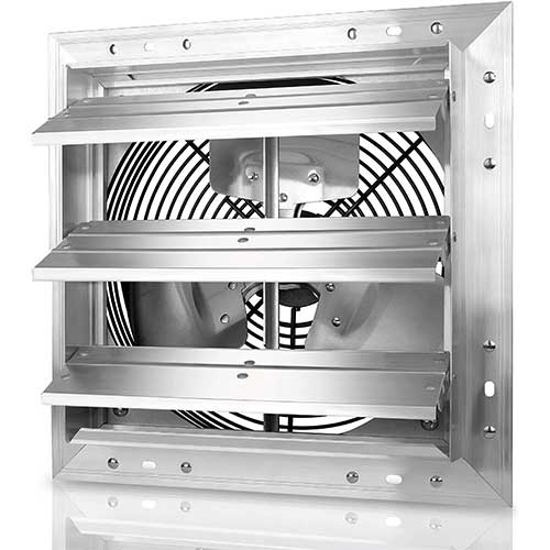 Top 10 Best Window Exhaust Fan with Shutters in 2021 Reviews