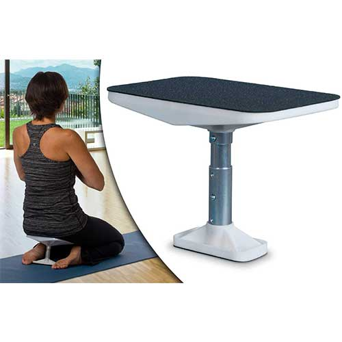 2. Meditation bench, Seiza Bench,It's Adjustable, Portable,Lightweight and Durable