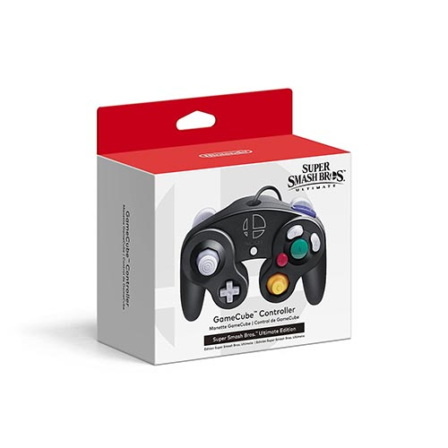 Best Third Party Gamecube Controllers 9. GameCube Controller Super Smash Bros. Ultimate Edition